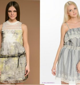 Новые платье и сарафан, размер 48-50