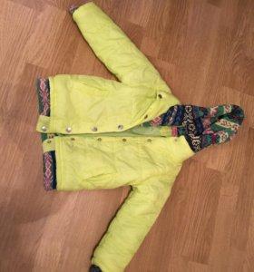 Куртка 110см