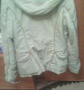 Курточка на осень- весну