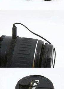 Шнурок для крепления крышки объектива