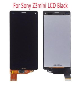 Sony z3 compact LCD