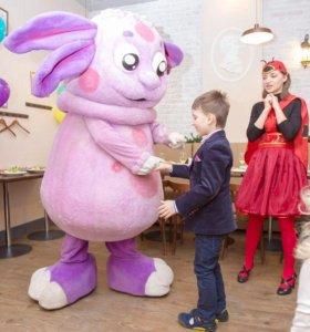 Необыкновенный праздник для детей с аниматорами
