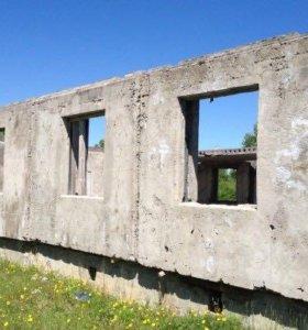 Разборный дом(Керамзито-бетонный)