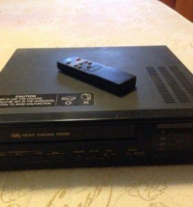 Видеомагнитофон Toshiba на запчасти