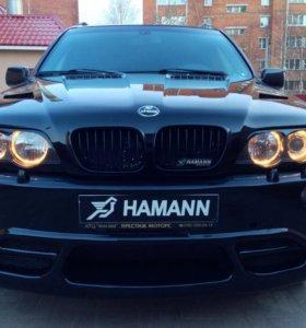 BMW X5 2003г