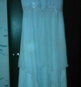 Женское свадебное платье