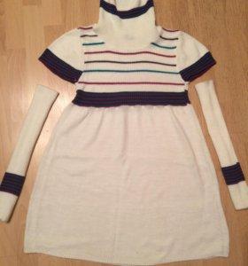 Вязаное платье-туника Parkhandе