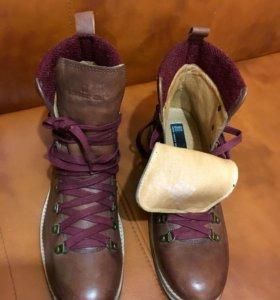 Ботинки мужские р 42-43