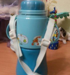 Бутылочка-термос