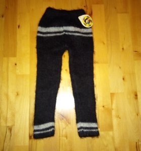Новые шерстяные штаны
