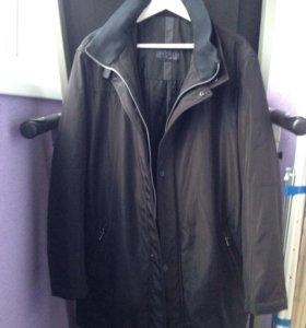 Мужская фирменная куртка 54р-р
