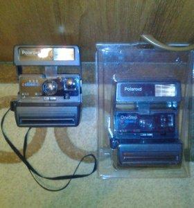 Polaroid 636 и 600