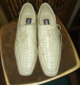 Туфли мужские  41размер