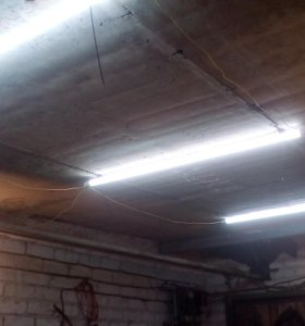Светодиодная лампа G13 18 ват