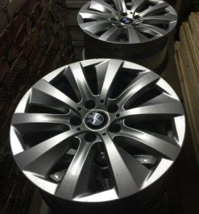 Диски литые R17 на BMW