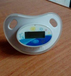 Термометр-соска электронный