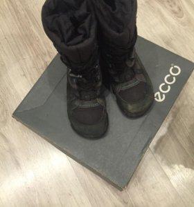 Ботинки фирмы ECCO