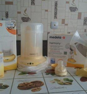 Молокоотсосник,подогрев(стерилизатор)для бутылочек