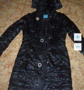 Пальто зимнее 44-46р