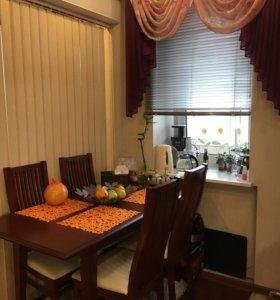 Квартира 3 комнаты, с мебелью