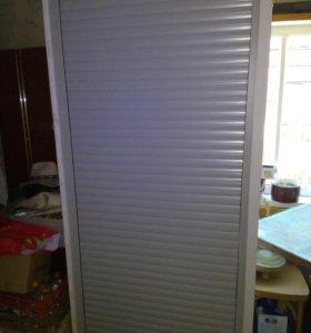 Дверь рулонная