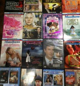 Сериалы и фильмы на любой вкус