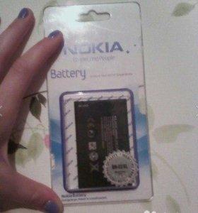 Батарея для Nokia XL Dual Sim BN-02