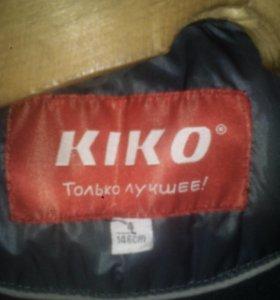 Пуховик Кiko на рост 146см для девочки