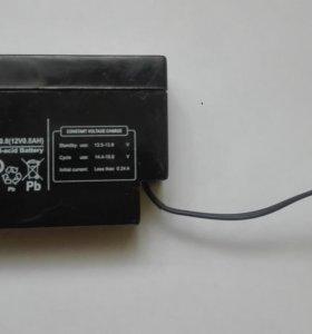 Аккумулятор на 12V DJW12-0,8(12V0,8AH)