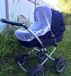 Детская коляска фирмы Peg-Perego