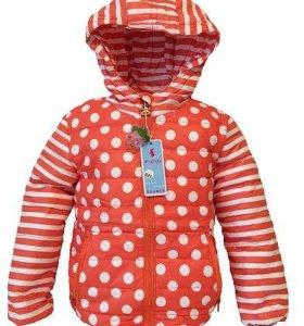 Куртки детские НОВЫЕ