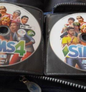 Sims4 на пк