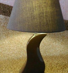 Лампа настольная.
