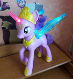 Игрушка большая my little pony twilight sparkle,