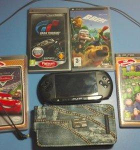 Sony PSP-E1008 (не прошитая)