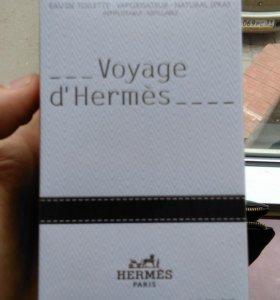 Туалетная вода HERMES VOYAGE D'HERMES