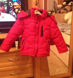 Курточка детская на 2-3 года