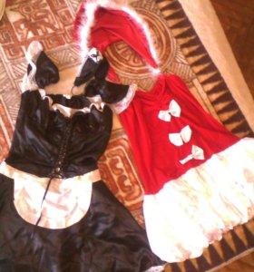 Карнавальный Новогодний костюм. 44 46