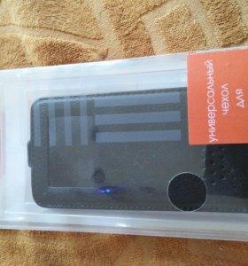 Универсальный чехол для смартфона InterStep NEXT р