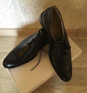 НОВЫЕ! Туфли мужские 45-46