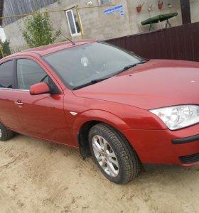 Автомобиль форд мондео 2006г