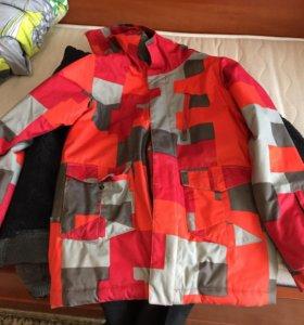 Куртка сноубордисеская