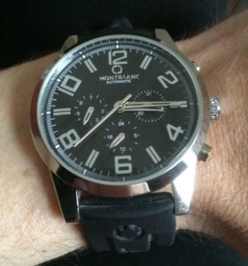 Часы мужские Montblanc механика автоподзавод
