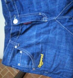 джинсы новые дискваер оригинал