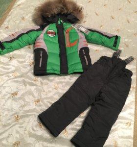 Комплект зимний Bilemi для мальчика