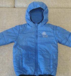 Новая Куртка 86-92 см