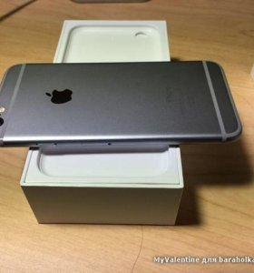 iPhone 6 ( 16 gb space grey )