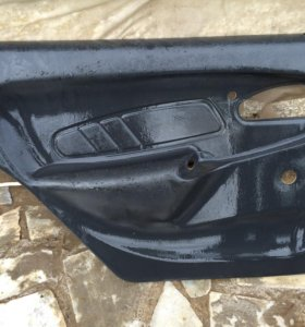 Задняя левая обшивка двери Ваз Лада 2114