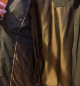 Куртка весна-осень мужская