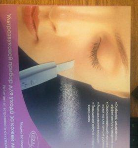 Ультразвуковой прибор для кожей лица Gezatone Bio